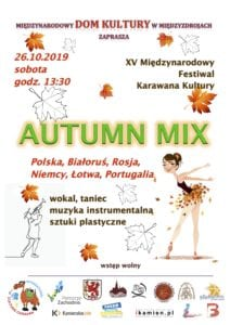 Autumn MIX 2019 Karawana Kultury